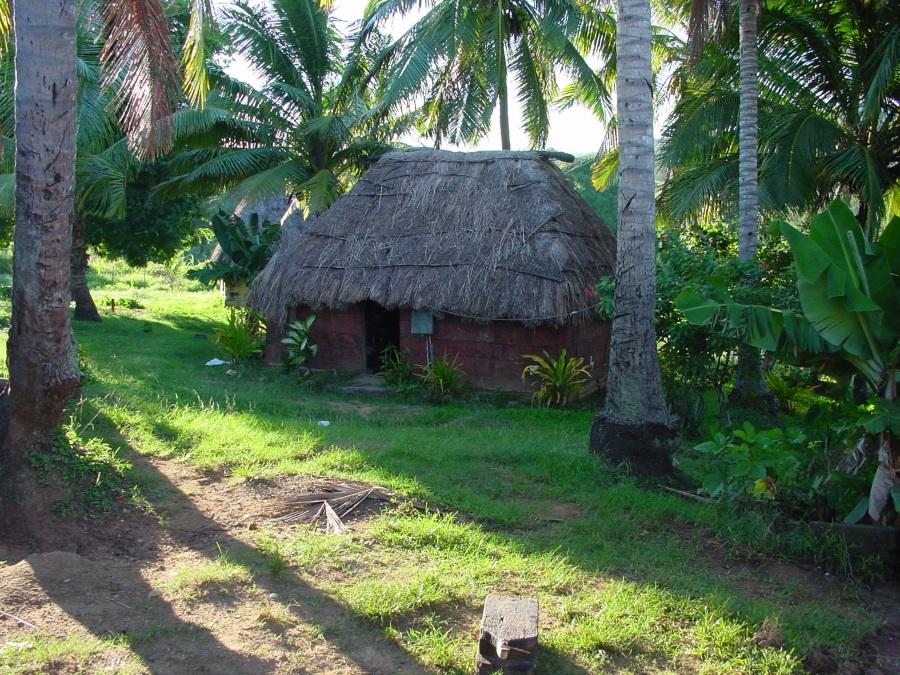 Traditional Fijian Hut